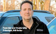 ??  ?? Founder and Dealership Principal, Bill Solko