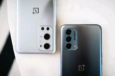 ??  ?? No Hasselblad here: Oneplus 9 Pro camera (left) and Oneplus Nord N200 5G camera (right).