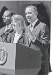 ?? EVAN VUCCI, AP ?? President Obama nominates judges to the Court of Appeals for the D.C. Circuit in 2013.