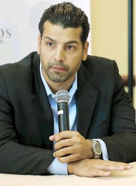 """??  ?? El tesorero de la Federación, Ricardo Dalmau, dijo que aún """"queda tiempo de juego"""" para enderezar las finanzas de la institución."""