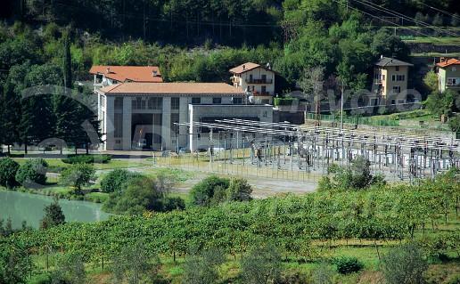 ??  ?? Sotto i riflettori La centrale idroelettrica di Santa Massenza, la Procura della Corte dei Conti contesta il calcolo della rendita catastale