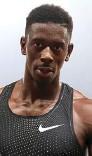 ?? ALY SONG/REUTERS ?? Reece Prescod menjadi yang tercepat pada nomor lari 100 meter IAAF Diamond League seri kedua di Shanghai, Tiongkok. Sprinter Britania Raya itu menyentuh garis finis dalam waktu 10,04 detik untuk memastikan meraih medali emas. Sementara itu, posisi...