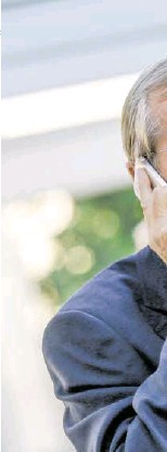 """??  ?? Landeshauptmann Wilfried Haslauer am Telefon: """"Die FPÖ hat mit diesem unmöglichen Video die Regierung in die Luft gesprengt."""""""