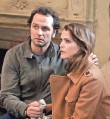 ?? PATRICK HARBRON, FX ?? Matthew Rhys and Keri Russell are nominated for The Americans, and so is the show.