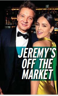 Așteaptă, Lady Gaga întâlnește acum Jeremy Renner? - divertisment