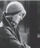 """?? Chronicle file photo ?? In theory, a person might describe Greta Garbo in """"A Woman of Affairs"""" as sexy."""