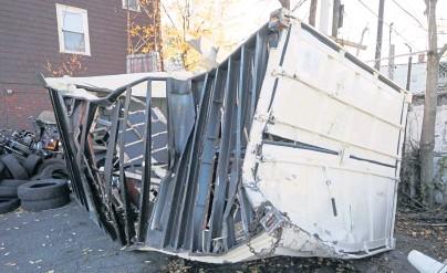 PressReader - Boston Herald: 2018-11-09 - Tunnel crash snarls I-93