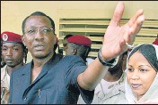 ?? AFP/FILE ?? Chad's President Idriss Deby, who was killed on Tuesday.