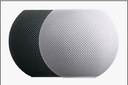 ??  ?? The Homepod mini has a U1 chip.
