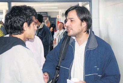 ?? Télam ?? Buzali fue detenido el viernes pasado a pedido de la fiscal María Eugenia Di Lorenzo.