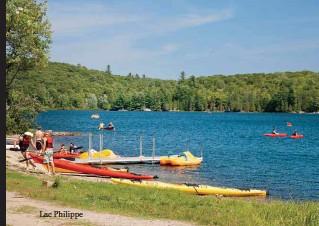 ??  ?? Lac Philippe