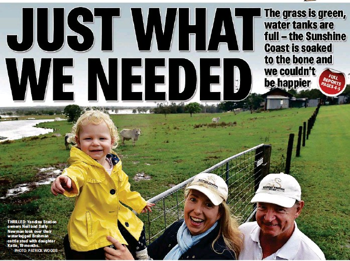 de2feaa15c5 PressReader - Sunshine Coast Daily: 2017-10-18 - JUST WHAT WE NEEDED