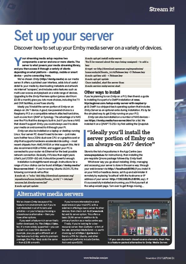Emby dvr setup | Using remote server as IPTV DVR? : emby  2019-05-13