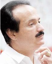 ??  ?? El alcalde de la Sultana del Oeste, José Guillermo Rodríguez, es investigado por el Departamento de Justicia, confirmó ayer el secretario Luis Sánchez Betances.