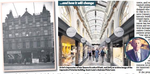 2m Facelift Will Restore Queen S Arcade To Its Victorian Splendour Pressreader