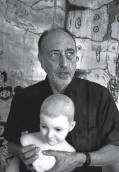 """??  ?? Photographer and artist Roger Ballen poses for a portrait in his studio in Joburg. On his website he says he is """"one of the most influential and important photographic artists of the 21st century"""". His strange and extreme works confront the viewer and challenge them to come with him on a journey into their own minds as he explores the deeper recesses of his own."""
