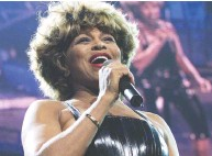 ?? JASON RANSOM / POSTMEDIA NEWS FILES ?? Tina Turner is among 16 nominees to the Rock & Roll Hall of Fame, with fan voting ending on April 30.