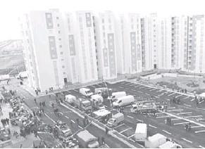 ??  ?? Un nombre important de citoyens a bénéficié de logements, à l'occasion de la fête de l'Indépendance