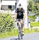 ?? GAISBAUER/KK ?? Wolfgang Dabernig gewann zahlreiche Radrennen