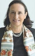 ??  ?? Autrice Marilisa Andretta specialista di otorinolaringoiatria è una dei 37 medici nel libro