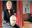 ?? OLI SCARFF/GETTY ?? Author Ruth Rendell, who died Saturday, was admired for her way with words.