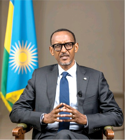 ?? Isithombe: New African Magazine ?? UMengameli waseRwanda uMnu uPaul Kagame
