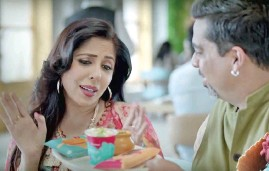 ??  ?? Havmor plans to focus more on its restaurants and premium ice-cream parlours while Lotte takes over the ice-cream business in a Television ad