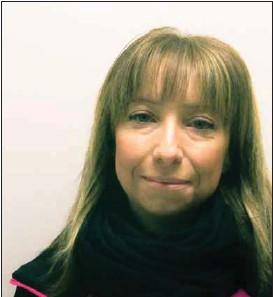?? ANN-MARIE KULLA ?? RÖSTMAGNET. Ann-Marie Kulla fick flest röster inom SDP i Kimitoön.