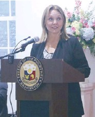 ??  ?? Asia Society president and CEO Josette Sheehan.