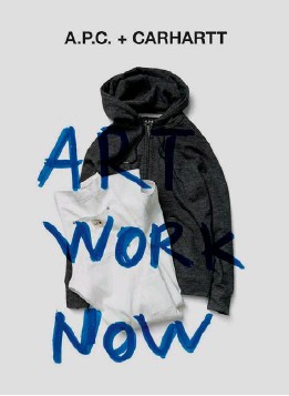 ??  ?? In 2013, a collaboration between A.P.C. and Carhartt WIP.