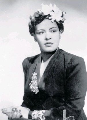 ?? Picture: Michael Ochs Archives ?? Portrait of Billie Holiday, circa 1939.