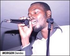 ??  ?? MORGEN Dembo