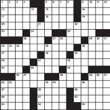 Pressreader Usa Today Us Edition 2018 03 16 Crossword