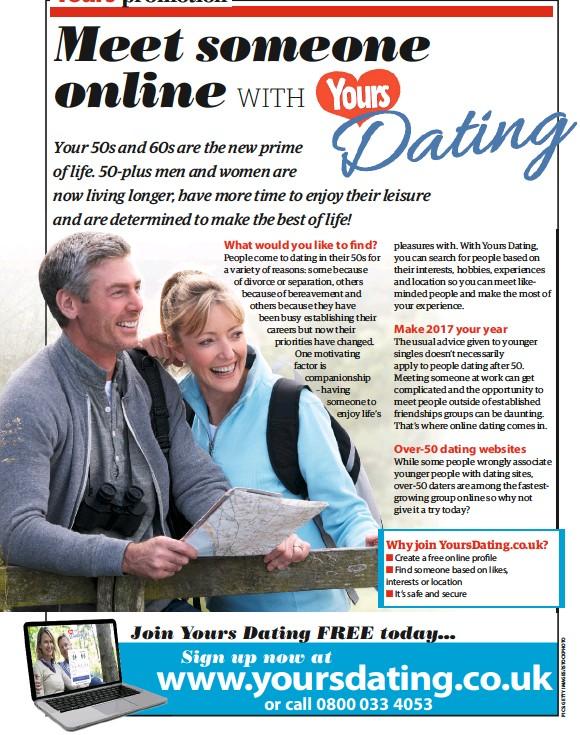 dating websites for bereaved