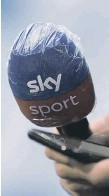 ??  ?? Sky Sports are at Fratton Park today for live coverage
