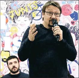 ?? NÚRIA JULIÀ / ACN ?? Xavier Domènech presenta la seva candidatura demà