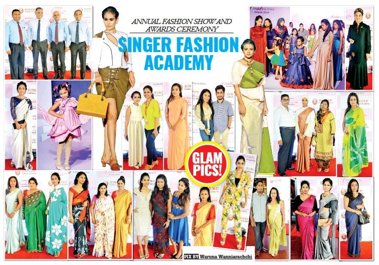 Pressreader Daily Mirror Sri Lanka 2019 09 20 Singer Fashion Academy