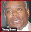 ??  ?? Tommy Brewer