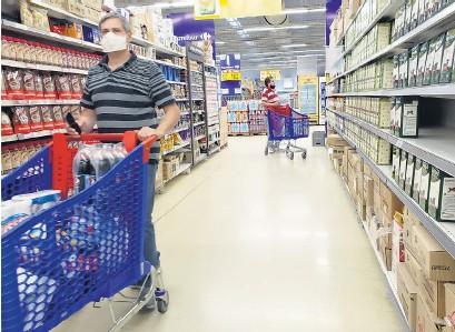 ?? Sandra Cartasso ?? La inflación de diciembre se ubicó, para los privados, entre 3,6 y 4 por ciento.