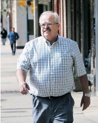 ??  ?? Prince Albert Mayor Greg Dionne has joined the ranks in the city's fight against alcohol-related offences.
