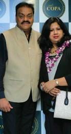 ??  ?? Rajiv Gupta and Anju Varshney