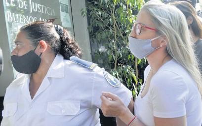?? Télam ?? La causa que involucra a Píparo la lleva la jueza Garmendia, que ya fue apartada en otra causa.