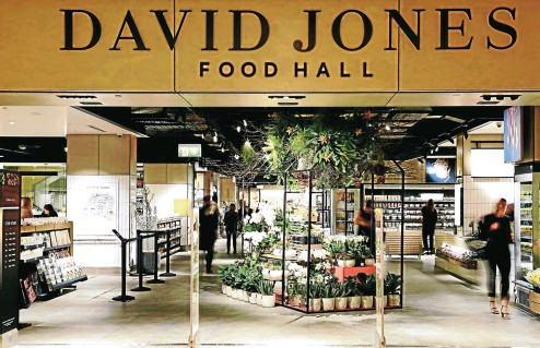 ?? Picture: Supplied ?? Woolworths is getting its ducks in a row at its David Jones department store chain with a plan to reduce risks by delinking the balance sheets of its Australian businesses.