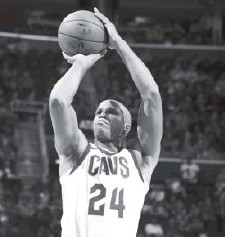 ?? Nathaniel S. Butler, Getty Images ?? Richard Jefferson, a 6-foot-7 forward from Arizona, has NBA career averages of 12.8 points and 4.1 rebounds at age 37.