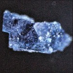 ??  ?? One of the crystals found to contain water.