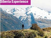 ??  ?? Siberia Experience