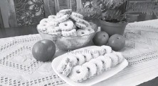 ??  ?? Печиво на смальці.