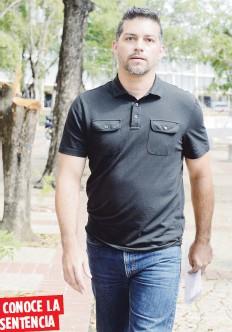 ?? Archivo ?? Además del tiempo en la prisión, el exsecretario del DRD, Ramón Orta, también fue sentenciado a 12 meses de confinamiento domiciliario.