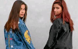"""??  ?? Jasmine Curtis-Smith (left) and Louise delos Reyes in """"Baka Bukas"""""""