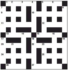Cryptic Crossword Pressreader